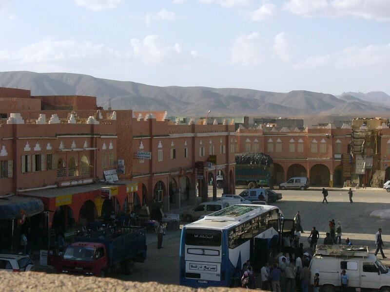 Oued Drâa de Ouarzazate a Mahmid (1)