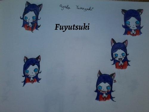 Mes dessins n°15 BD Ayako et Hiro