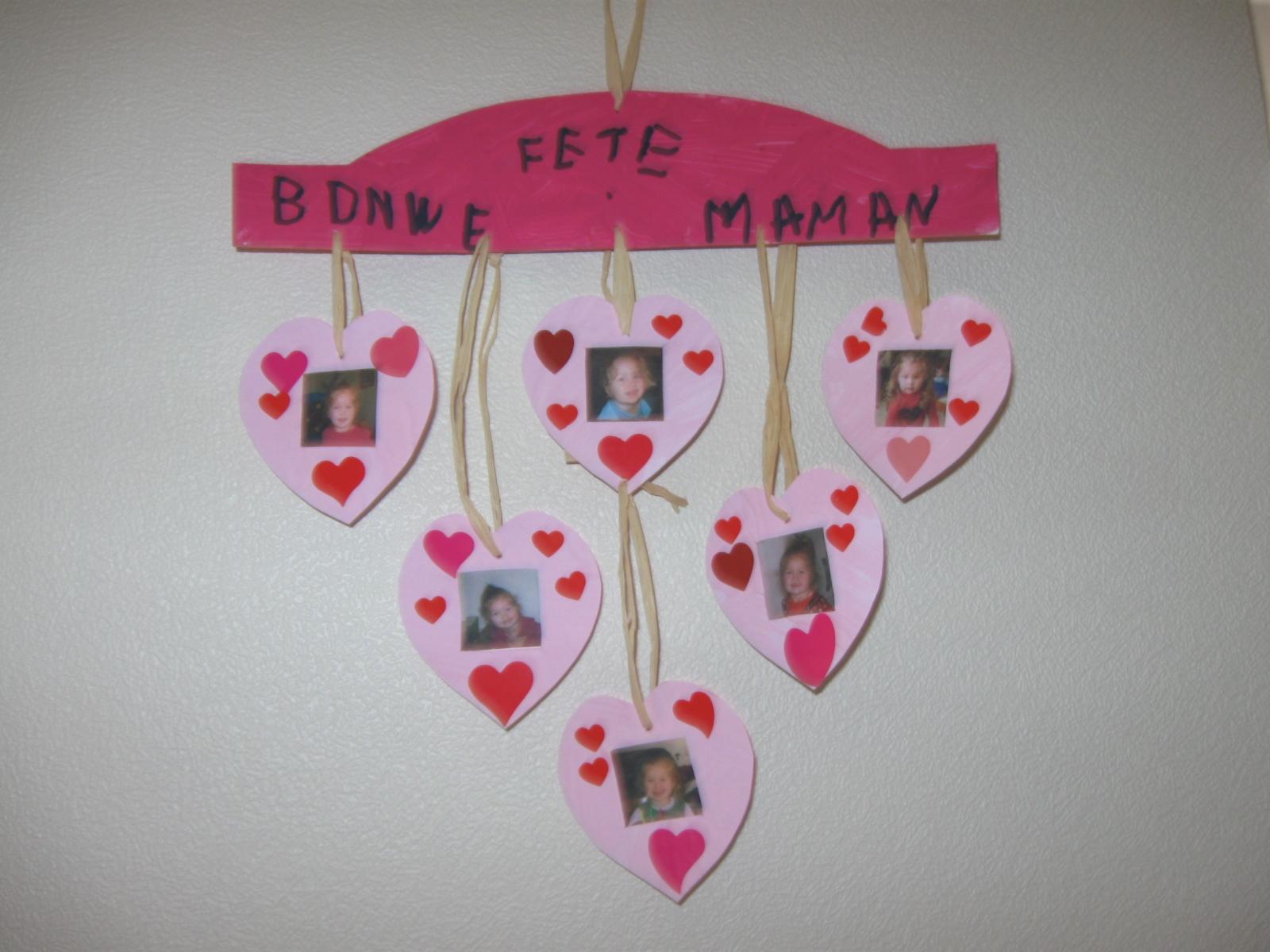 Art en th mes page 2 nurvero la vie en classe - Idee cadeau fete des meres maternelle ...