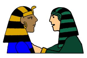 esclave égyptienne 4 lettres