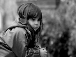 La petite fille au coeur d'or