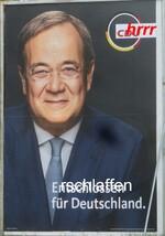 CDU Wahlplakat leicht redigiert