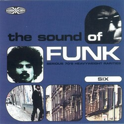 V.A. - The Sound Of Funk Vol.6 - Complete CD