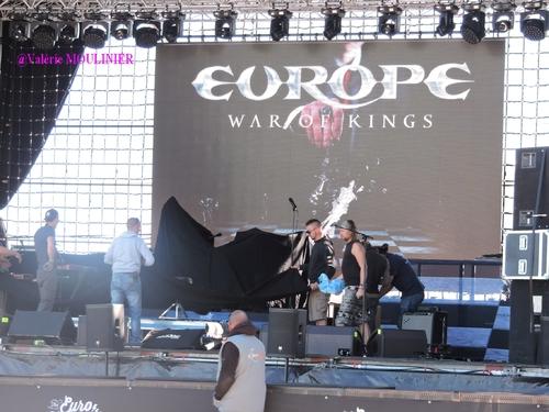 EUROPE : Mon live report avec photos et vidéos de Grimaud le 29 avril 2016
