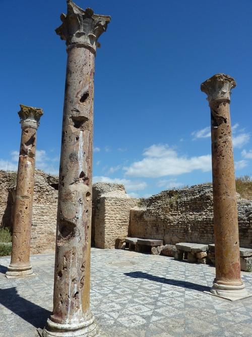 Thuburbo majus (Tunisie)