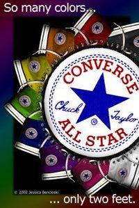 C koi ton style de converse........