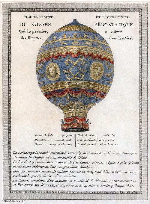 Les sciences à Versailles...