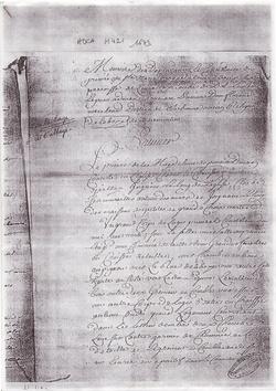 1673. Le moulin prieural