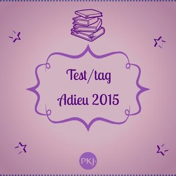 Tag - Adieu 2015
