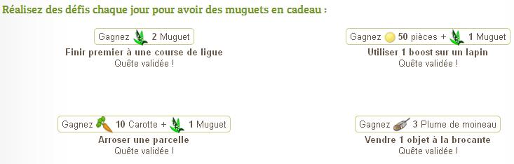 Mai et ses Muguets !