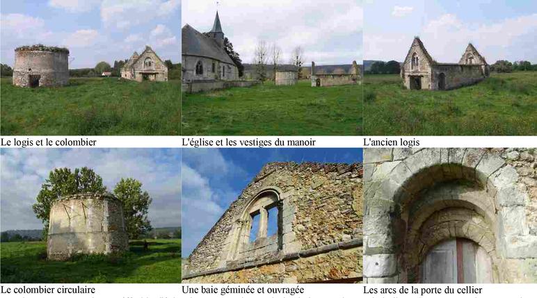 LES REMPARTS DE GLOS-SUR-RISLE (Eure)