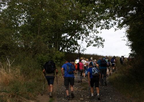 09.09.2019.Randonnée.Le Puy de Saint Sandoux.12kms