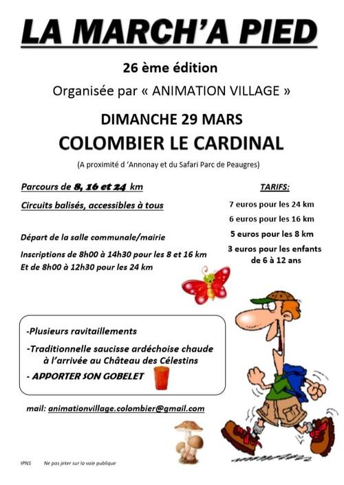COLOMBIER LE CARDINAL