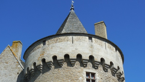 Château de Suscinio Morbihan