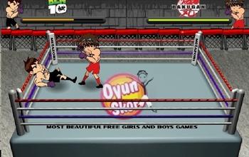 Ben10-Bakugan-Fight