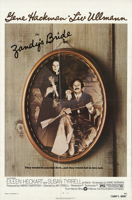 ZANDY'S BRIDE box office usa 1974