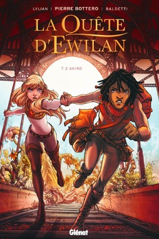 La Quête d'Ewilan BD 2