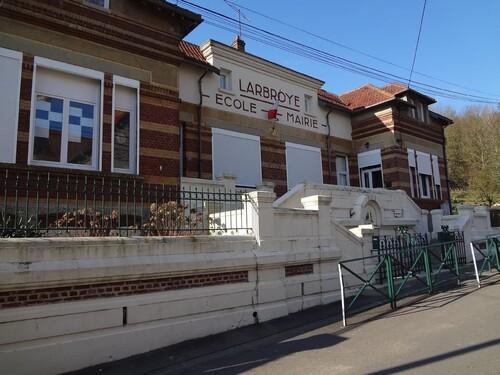 Bienvenue aux élèves de Larbroye (Oise)