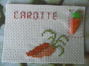 """Echange ATC avec Martine: """"Fleurs et fruits"""""""
