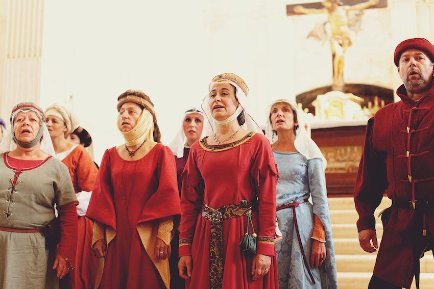 NOUAILLE 1356 - Journée médiévale