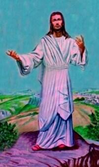 Avec Toi, Jésus, c' est la résilience.....