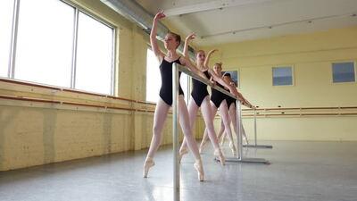 dance ballet class technique moving the arms