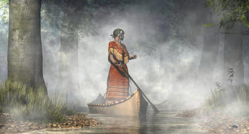 "MAIDEN OF THE "" MIST - LA LEGENDE DE NIAGARA"