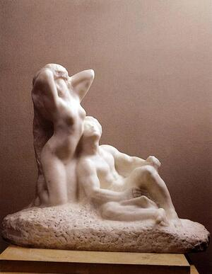 La muse de Rodin