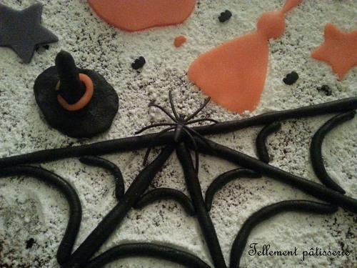 Gâteau Halloween 2014