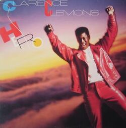 Clarence Clemons - Hero - Complete LP