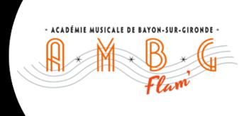 AMBG Flam' : Concert BEL CANTO