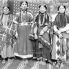 Cayuse women. 1900.By Lee Moorhouse. Source - National Anthropological Archives.