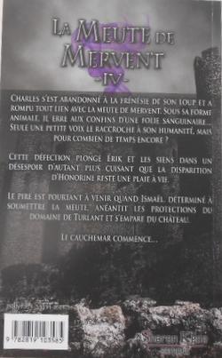 LA MEUTE DE MERVENT TOME 4