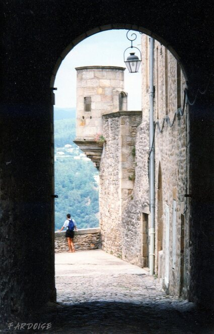 Château d'Aubenas