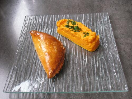 Chaussons Florentins au Saumon