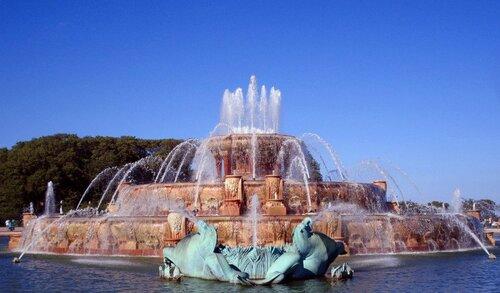 Les 8 fontaines les plus impressionnantes au monde