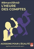8 Mars, journée pour le droit des femmes : Agissons pour l'Egalité !