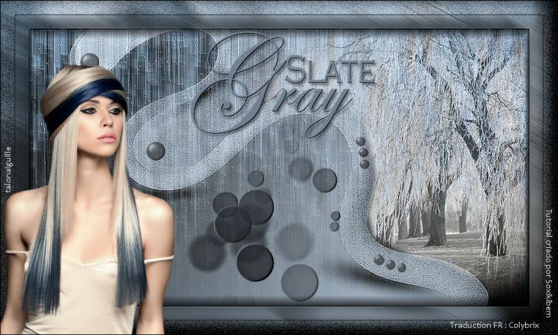 *** 164.Slate Gray ***
