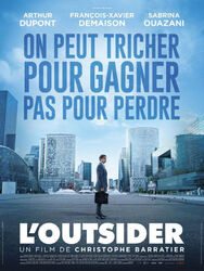 Affiche L'Outsider