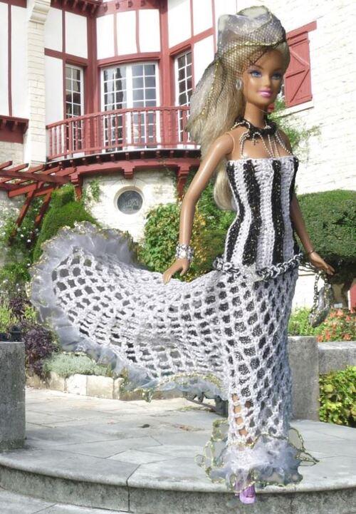 Barbie...façon Hermès