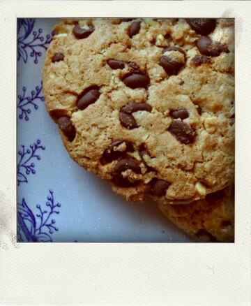 Les biscuits...ça va  craquer !