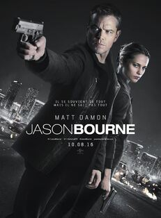 Jason Bourne de Paul Greengrass