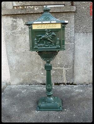 Le courrier