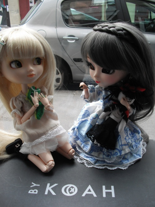 Petites Demoiselles ~ Meeting with Carla ^.^