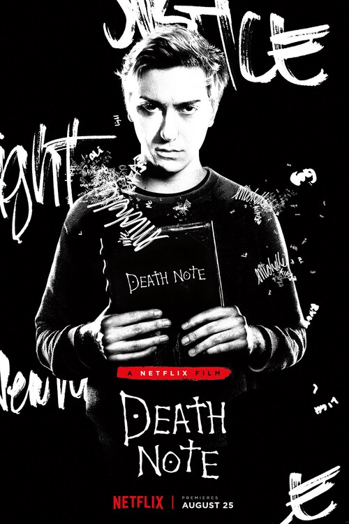 ~  Le cas: Death Note adaptation Netflix ~