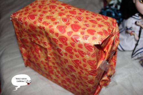 Cadeau de Noël ! L'ouverture.