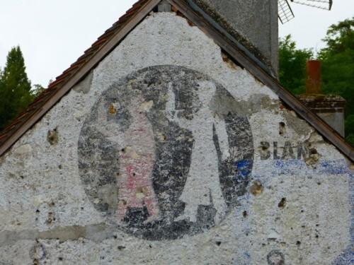 mur peint Raphaël Chaumont 40579