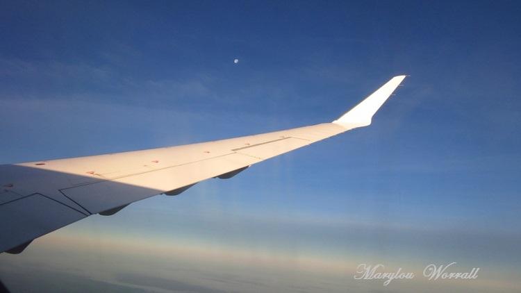 En vol entre Strasbourg et Toulouse