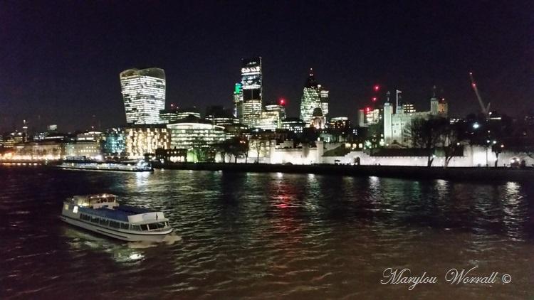 Londres : La Tamise