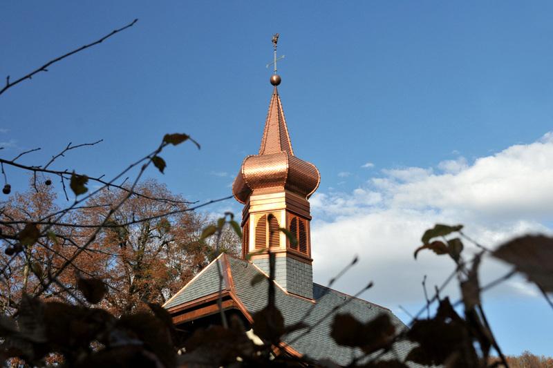 Samoëns, la chapelle du Bérouze